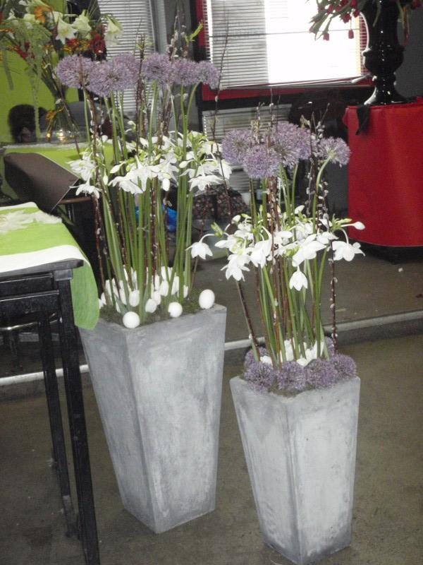 Compositions florales pour tout v nement boyer for Entretien jardin decembre