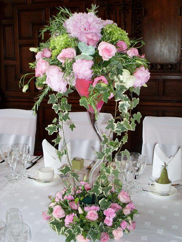 Compositions Florales Pour Le Mariage Boyer P Piniere Paysagiste Fleuriste Millau